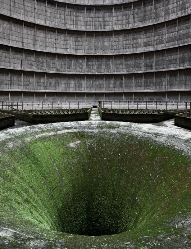 15. Turnul de răcire IM Power Plant, Belgia.