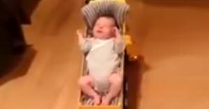 bebe-in-basculanta