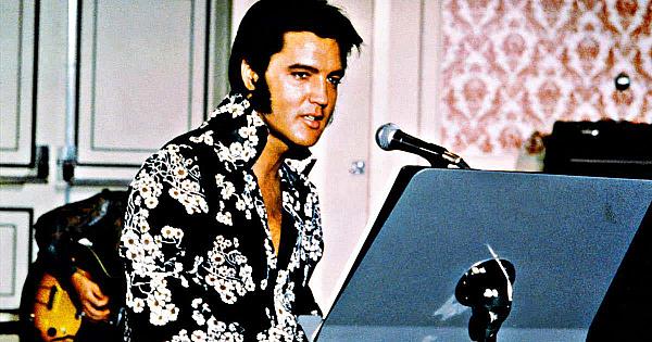 O comoară uitată de-a lui Elvis: înregistrată în casa lui cu puţin timp înainte de deces, piesa este incomparabilă cu tot ceea ce aţi ascultat deja
