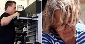 O femeie paralizată îşi vede soţul furişându-se în garaj în fiecare noapte. Curând descoperă care era secretul lui