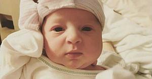 După ce a stat 24 de ani îngheţată, nou-născuta Emma este doar cu un an mai tânără decât mama ei
