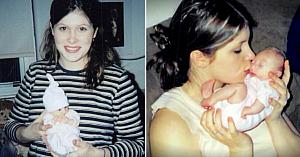 Abia născuse când a fost informată că fiica ei nu va trăi - 14 ani mai târziu greşeala uriaşă a doctorilor este dezvăluită