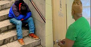 A auzit că un elev din liceu era fără adăpost şi înfometat - Soluţia găsită de femeia de serviciu e genială