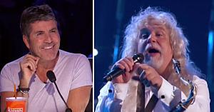 Un bărbat de 54 de ani, până de curând fără adăpost, uimeşte publicul cu interpretarea unei piese care a făcut istorie