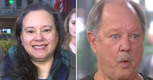 Acest bărbat voia ca soţia să-şi păstreze părul cărunt: Are parte de surpriza vieţii lui atunci când ea îi dezvăluie transformarea incredibilă