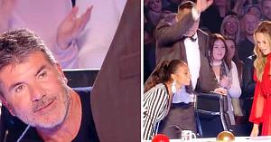 Un bărbat de 60 de ani începe un dans nou atât de contagios, încât unul dintre juraţi e forţat să apese butonul auriu