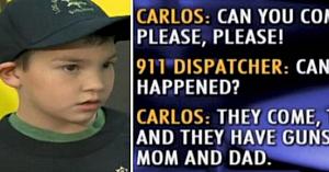 """Operatoarea primeşte un apel de la un băieţel îngrozit ascuns în baie împreună cu surioara lui: """"Aduceţi poliţişti... Cât mai mulţi!"""""""