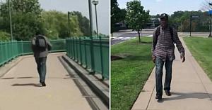 Acest bărbat de 99 de ani merge aproape 10 km în fiecare zi. Motivul lui vă va lăsa fără cuvinte!