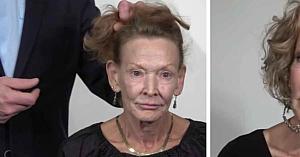 Linda (69 de ani) se săturase de părul său tocit. O vizită la stilist o face să arate cu 20 de ani mai tânără